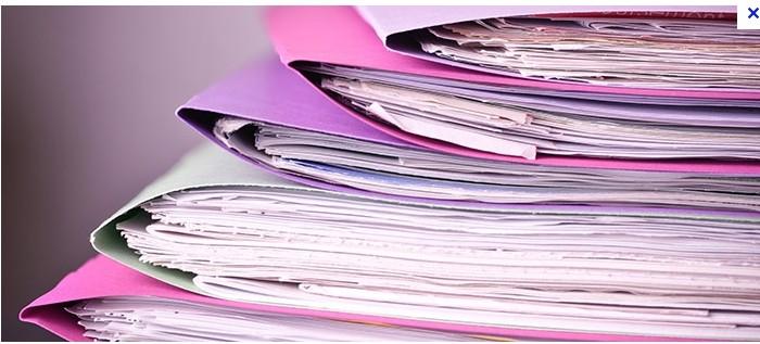 Classement, numérisation, archivage